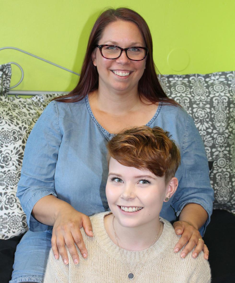 Sisaruspari Katri ja Siiri